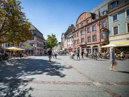 Ruhige Wohnlage in Lörrach-Haagen: 2-Zimmer-Erdgeschosswohnung mit Terrasse - WE102