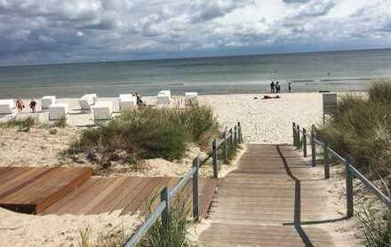 Erstbezug: Möblierte 3-Zimmer-Luxuswohnung in Prora/Binz direkt am Strand als Zweitwohnsitz