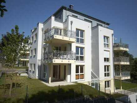 Wohnen im Briller-Viertel: luxuriöses 3-Zimmer Penthouse mit hochwertigem Parkettboden