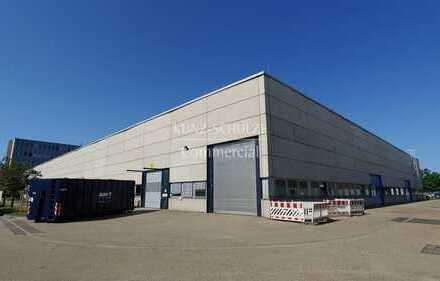 """Produktions- oder Lagerflächen im Gewerbestandort """"Karlspark Technologiezentrum"""""""
