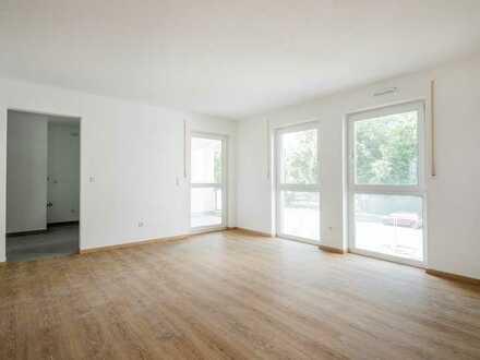 ERSTBEZUG - Helle 3-Zi.-Wohnung mit Südloggia