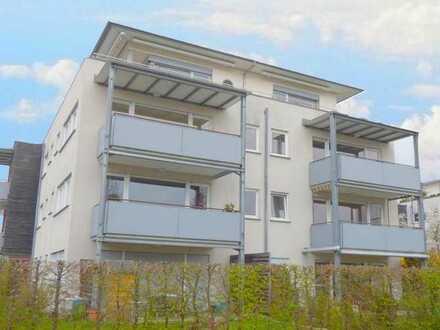 Exklusive, gepflegte 4-Zimmer-Wohnung mit 2 Balkonen, 2 Bädern und EBK in Lindau / Bod.