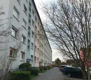 3-Raum Wohnung mit Balkon und Ausblick
