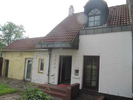 Alleinstehendes Haus mit ca. 345 qm Garten in Eickel