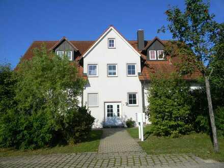 Gepflegte 5-Raum-Maisonette-Wohnung mit Balkon in Pleinfeld