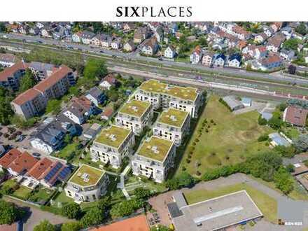 Maisonette-Wohnung mit 4 Zimmern und 2 Dachterrassen