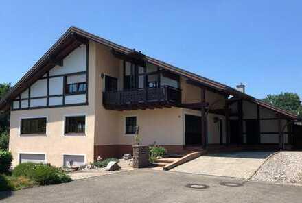 Zweifamilienhaus in begehrter Wohnlage von Breisach