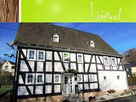 historisches Fachwerkhaus in Herdorf