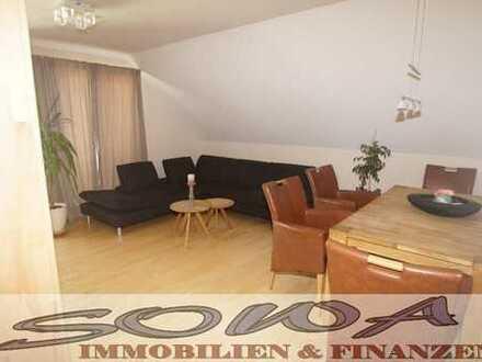 Helle 4 Zimmer Eigentumswohnung mit großem Balkon und viel Platz in Unterbrunnenreuth! - Ein Obje...