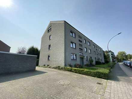 Gut vermietete Eigentumswohnung mit Südbalkon in Hiltrup Mitte!