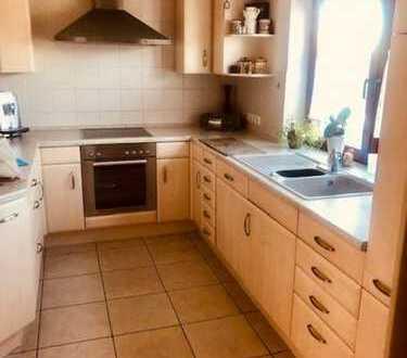 Nidderau! Traumhaft sonniges Grundstück mit freistehendem Einfamilienhaus auch nutzbar als 2 FH