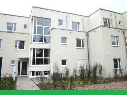Neubau/ Erstbezug - 2 Zimmer mit Einbauküche, Terrasse + kleinem Garten!