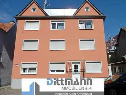 5-Zimmer-Wohnung im gepflegten 3-Familienhaus in Tailfingen