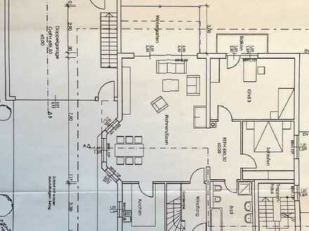 Ansprechende 4-Raum-Erdgeschosswohnung mit EBK und Balkon in Zollernalbkreis