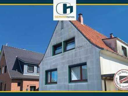 PROVISIONSFREI für Käufer-Charmante Doppelhaushälte in Bremerhaven Wulsdorf