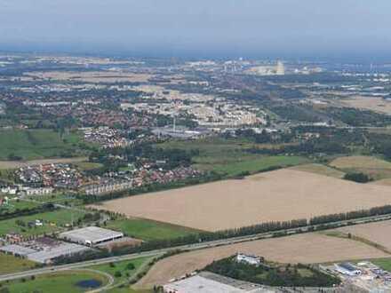 Großflächiges Gewerbeareal in Rostock - Brinckmansdorf Nord