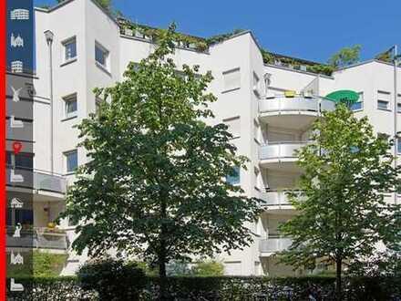 Wohnen mit Garten im Zentrum von München! Bezugsfreie 2-Zimmer-Wohnung
