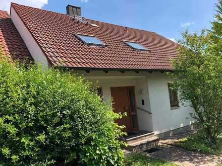 Attraktives familienfreundliches Einfamilienhaus Eselshöhe, Schweinfurt - ohne Maklerprovision