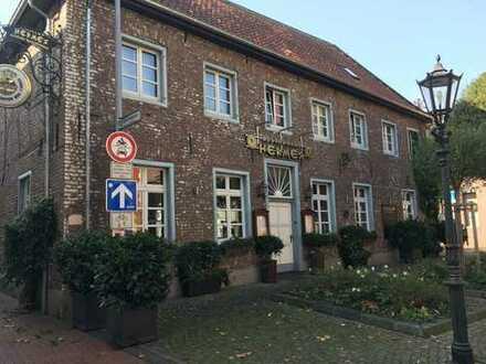 Urige Gastronomiefläche mit Charme im Herzen der Dülkener Altstadt zu vermieten
