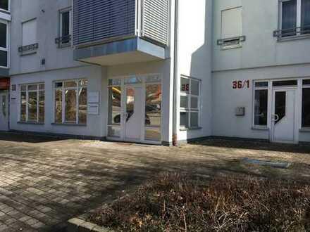 Hochwertiges Büro, möbliert, inkl. CAT 5 Verkabelung, direkter Straßenzugang
