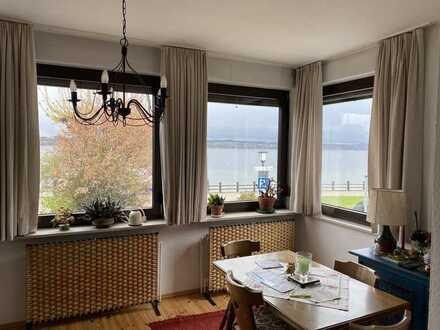 Traumhafte Zweizimmerwohung mit Garten am Ammersee