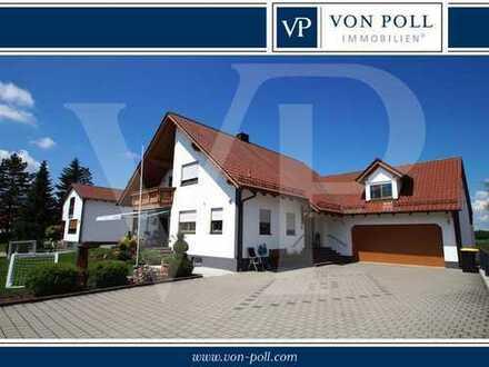 Traumhaft schönes Wohnhaus für 2 Familien in Karlshuld