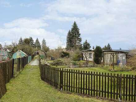 Gartenanlage im Oberen Vogtland