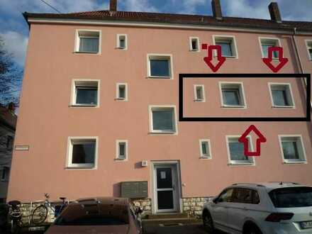 KAPITALANLEGER oder EIGENNUTZER!!! 3 Zimmer Wohnung in Nürnberg/Rangierbahnhof