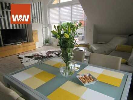 4 Zimmer-Maisonette Wohnung zum wohlfühlen!