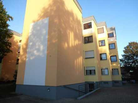 Großzügige Wohnung mit 2 Balkonen