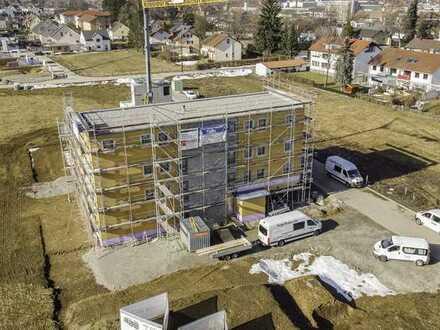 Moderne 2-Zimmer-Neubauwohnung mit großzügiger Terrasse zur Miete