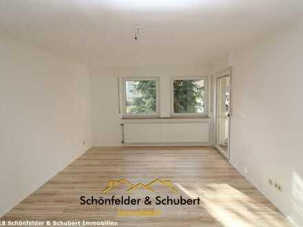 Gut aufgeteilte, helle 2,5 Raum-Wohnung in einer gepflegten Wohnanlage. Balkon und KFZ-Stellplatz