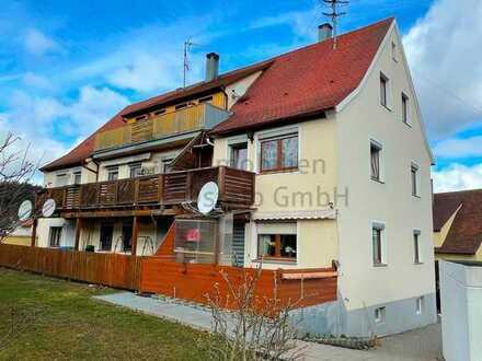 Komfortable 5-Zimmer-Dachgeschosswohnung sucht neuen Eigentümer!