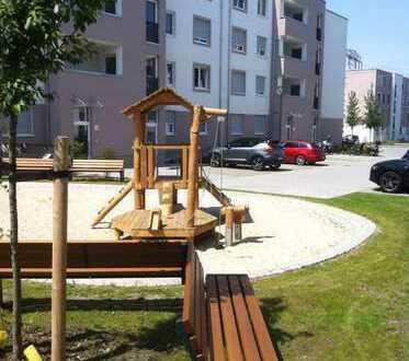 BRECHT HÖFE II / Schönefeld - Familientraum 4,5-Zimmer Wohnung mit großen Mietergarten