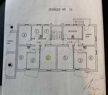 Stilvolle, sanierte 3-Zimmer-Wohnung mit Balkon und EBK in Ehingen (Donau)