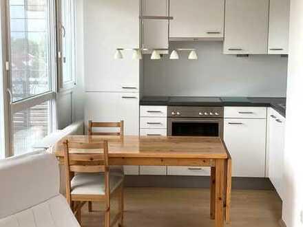 Wunderschöne, möblierte 1-Zimmer-Wohnung mit Top-Ausstattung