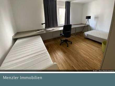 Smarter Wohnen! Möblierte 2-Zimmerwohnung, WG geeignet, direkt an der Uni-Essen!