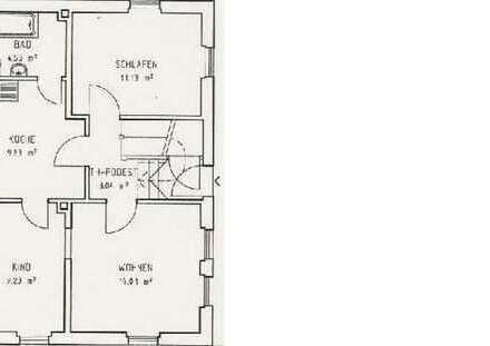 Ansprechende, gepflegte 2+1-Zimmer-Wohnung in Großkrotzenburg
