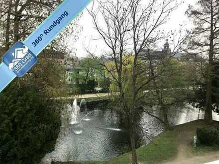 5-Zimmer-Wohnung mit Blick in bester Lage von Offenbach
