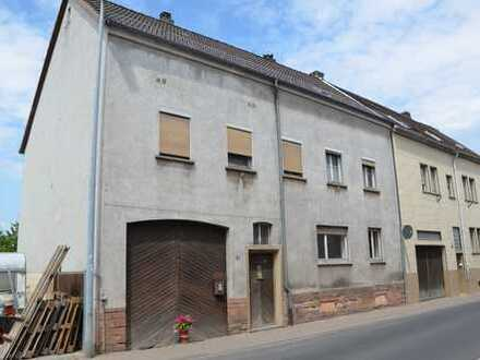 *HTR Immobilien GmbH* Haus sucht Handwerker! Sanierungsbedürftiges Anwesen, Hof, Garten