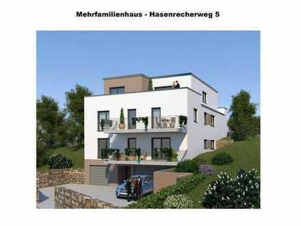 Neubauwohnung - Stadtnah , mit Garten