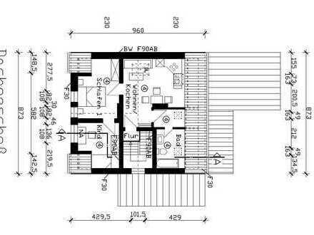 DG-Wohnung mit Einbauküche in Zülpich