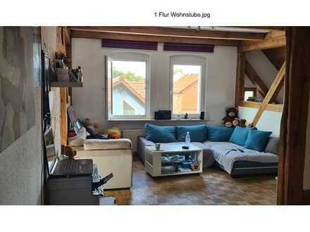 Schöne, rustikale 2 Raum Wohnung in Falkenberg Elbe-Elster