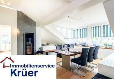 Exklusive Top OG-Wohnung in zentraler Lage von Ibbenbüren Stadt zu verkaufen