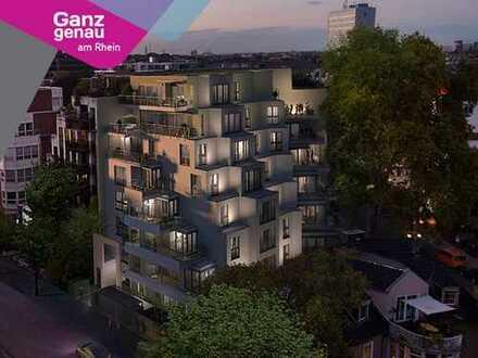 Top Penthouse mit einmaligen Blick über den Rhein