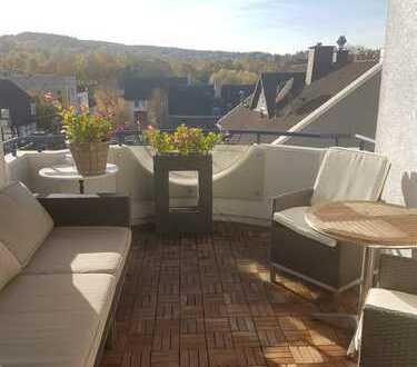 Wunderschöne 3-Zimmer-Maisonette-Wohnung mit Balkon in Menden