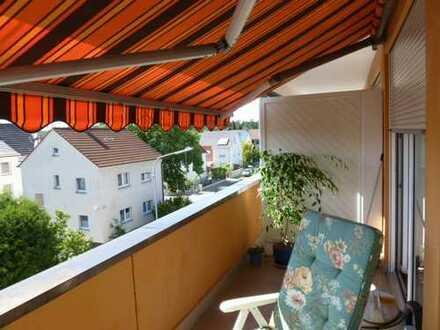 Exklusive 3-Zimmer-Wohnung in Obertshausen