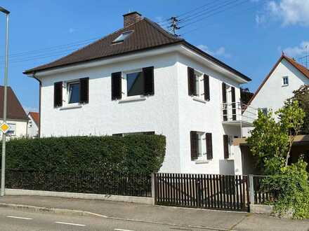 Freihstehendes Stadthaus