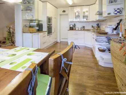 Ideal für Familien und Selbständige - Leben wie in einem neuwertigen Einfamilienhaus!