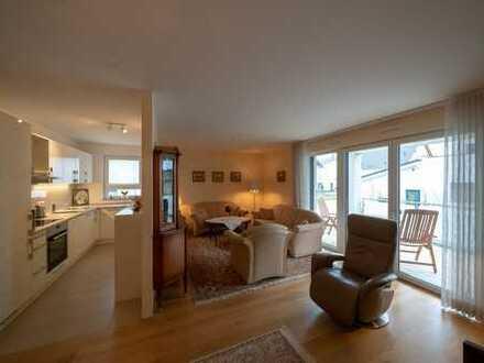 Barrierefreie 4-Zimmer-Wohnung mit EBK und Balkon in Dreieich